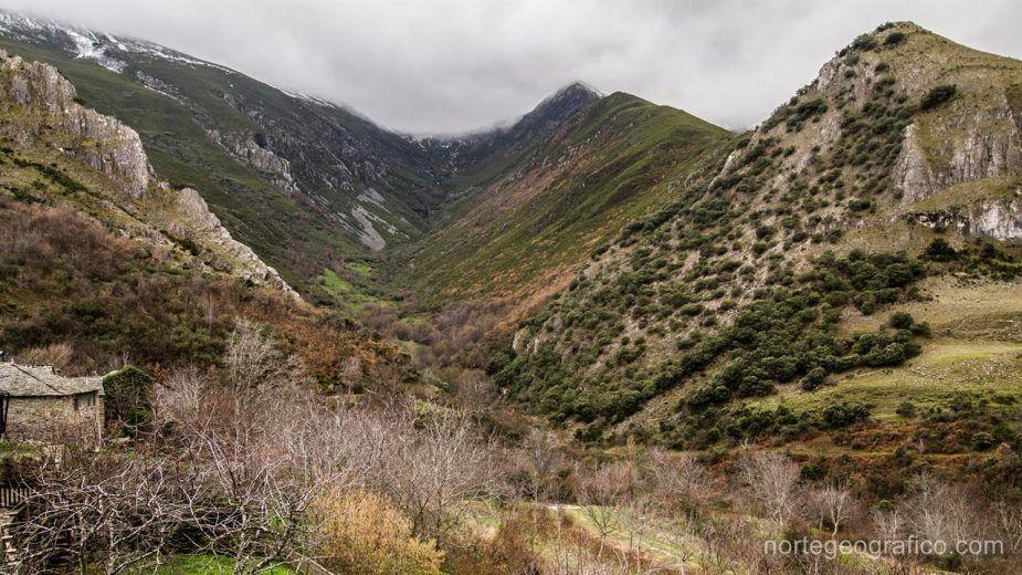 El Bierzo, Tebaida Berciana, Valle del Silencio