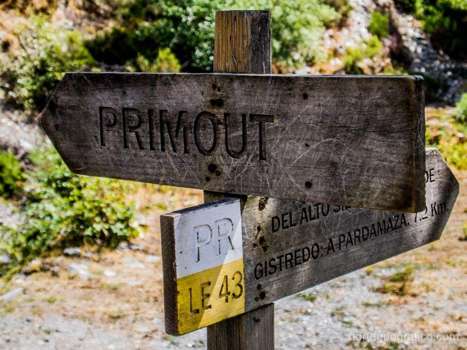 Bierzo Rutas, Pardamaza – Primout