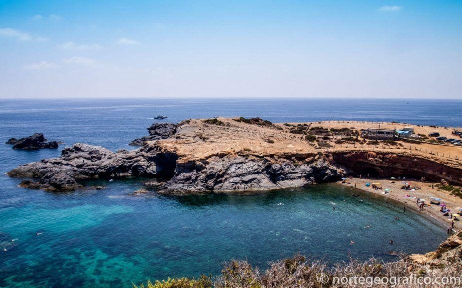 Cabo Palos Calafria Cartago Nova